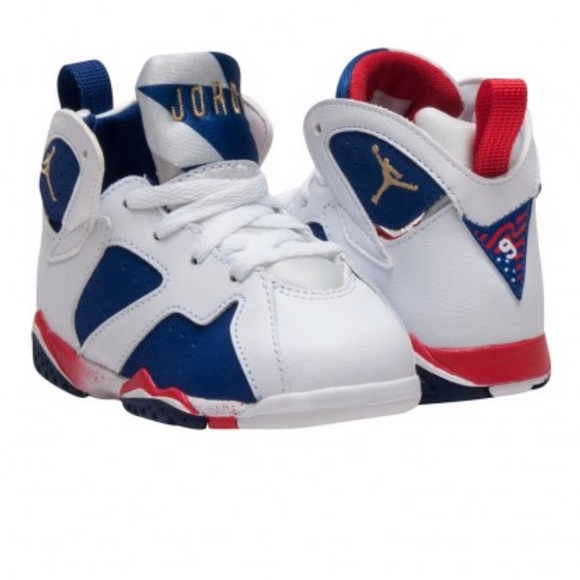 new arrivals 2a21d 2cf27 TODDLER JORDAN 7 RETRO BT SIZE 6C 🇱🇷🏅